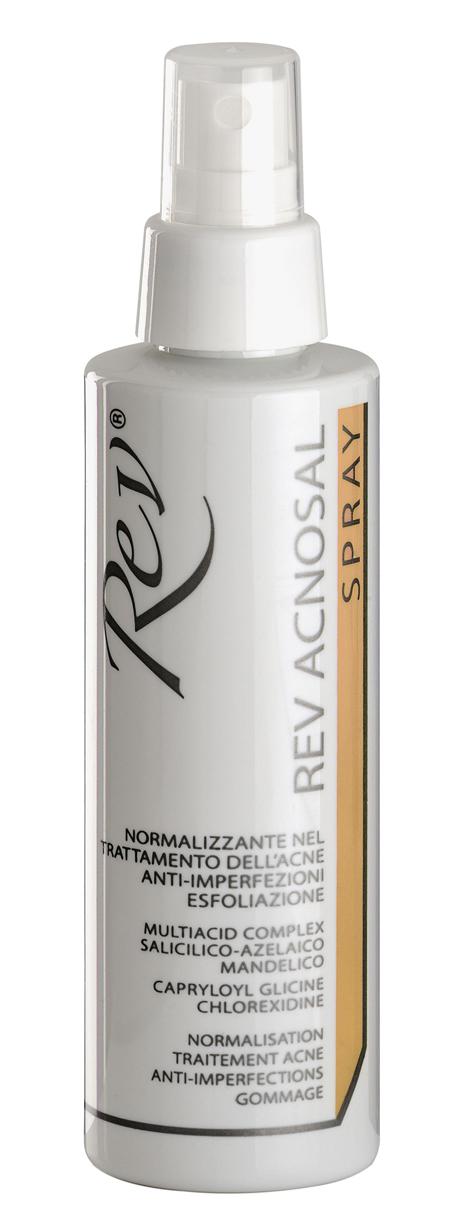 REV ACNOSAL SPRAY 125ML - Farmaseller
