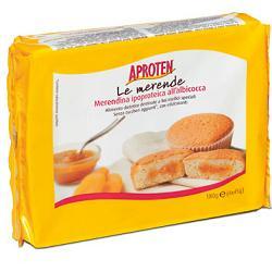 APROTEN MERENDINA SENZA ZUCCHERO ALBICOCCA 180 G - Farmacia Bartoli
