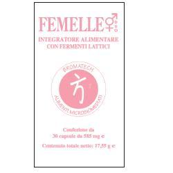 FEMELLE 30 CAPSULE - Farmacia della salute 360