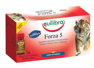 FORZA 5 10 FLACONCINI 15 ML - Farmaseller