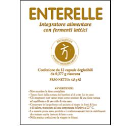 ENTERELLE 12 CAPSULE - Farmafamily.it