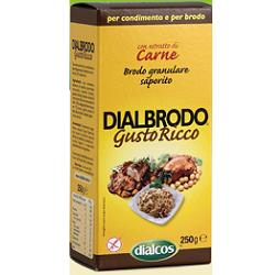 DIALBRODO GUSTO RICCO 250 G - FARMAEMPORIO