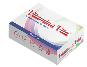 VITAMINA VITA 30 COMPRESSE - Farmaseller