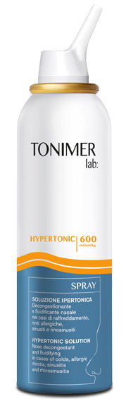 LAVAGGIO LAB NASALE TONIMER HYPERTONIC 125ML - Farmafamily.it