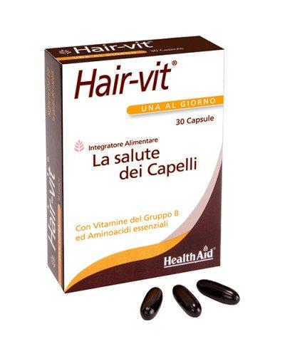 HAIR-VIT 30 CAPSULE MOLLI - Farmacia della salute 360
