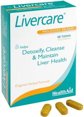 LIVERCARE 60 CAPSULE - Farmacia Centrale Dr. Monteleone Adriano