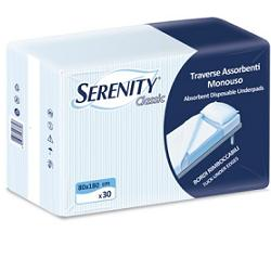 TRAVERSA SALVAMATERASSO SERENITY CLASSIC XL 80X180CM 30 PEZZI - Farmacia 33