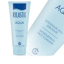 RILASTIL AQUA DET VISO 200 ML - Farmaci.me