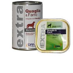 EXTRA QUAGLIA E FARRO 400G - Farmastar.it