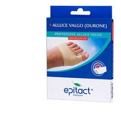 PROTEZIONE PER ALLUCE VALGO EPITACT IN GEL DI SILICONE EPITHELIUM 26 MISURA SMALL - Farmastar.it
