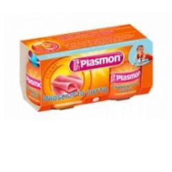 PLASMON OMOGENEIZZATO PROSCIUTTO COTTO 4 X 80 G - DrStebe
