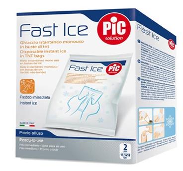 GHIACCIO ISTANTANEO PIC FAST ICE 2 PEZZI - Farmafamily.it
