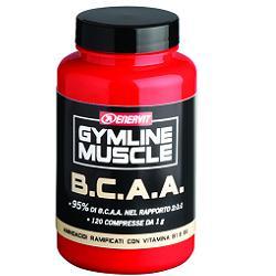 GYMLINE MUSCLE BCAA (95%) 120 COMPRESSE - Farmaseller