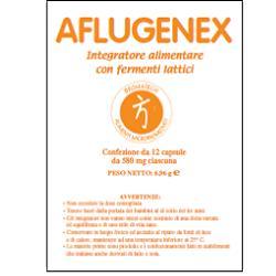 AFLUGENEX 12 CAPSULE NUOVA FORMULA - Farmawing