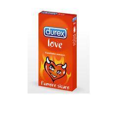 DUREX LOVE 6 PEZZI - Farmaciacarpediem.it