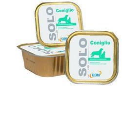 SOLO CONIGLIO CANI/GATTI 100G - Farmabros.it