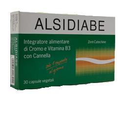 ALSIDIABE 30 CAPSULE 15,3G - Zfarmacia