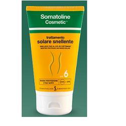 SOMATOLINE COSMETIC SOLARE SPF 6 150 ML - Farmacia Castel del Monte