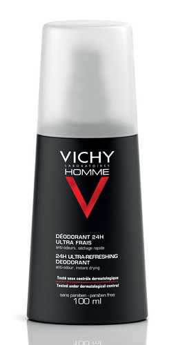 VICHY HOMME DEO VAPO 100 ML - Farmaunclick.it