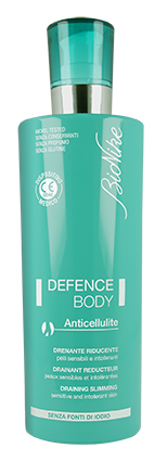 DEFENCE BODY ANTICELLULITE 400ML - Parafarmacia Tranchina