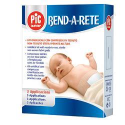 BENDA A RETE TUBOLARE PIC CALIBRO 3 GOMITO 3M - Farmaci.me