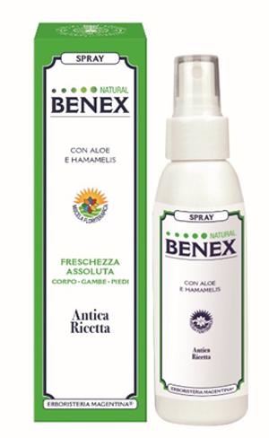 BENEX SPRAY 100ML - Farmaciacarpediem.it
