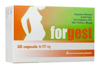 FORGEST 30 CAPSULE - La farmacia digitale