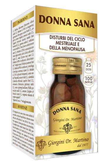 DONNA SANA 100 PASTIGLIE - Farmacia Bartoli