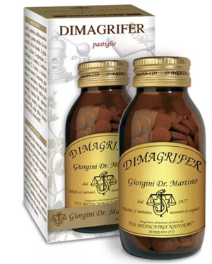 Dr. Giorgini Dimagrifer Integratore Perdita Di Peso 225 Pastiglie