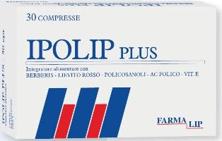 IPOLIP PLUS 30 COMPRESSE