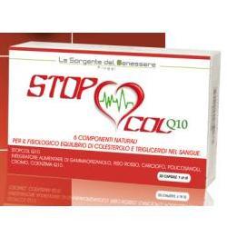 STOP COL Q10 30 CAPSULE - Farmastar.it
