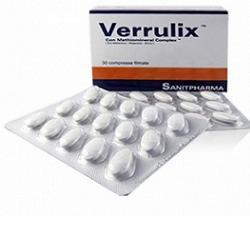 VERRULIX 30 COMPRESSE - Farmapage.it