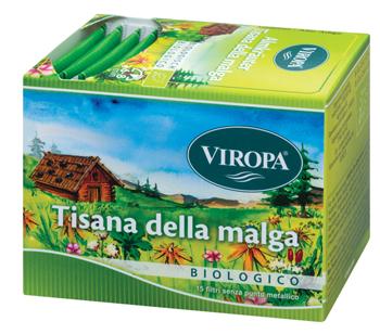 VIROPA TISANA MALGA BIO 15BUST - Farmacia33