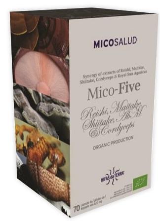 MICOFIVE IMM 70 CAPSULE FREELAND - Farmacia Centrale Dr. Monteleone Adriano