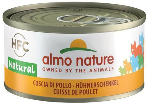ALMO NATURE CAT COSCIA POL 70G - Farmastop