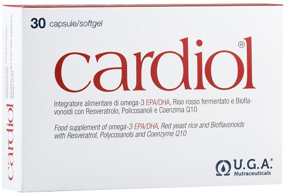 CARDIOL 30 CAPSULE MOLLI - Speedyfarma.it