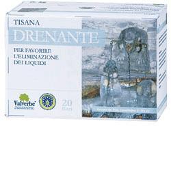 TISANA DRENANTE 20 G - Farmaedo.it