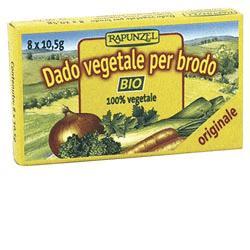 DADO BRODO VEGETALE 8 DADI - Farmaciaempatica.it