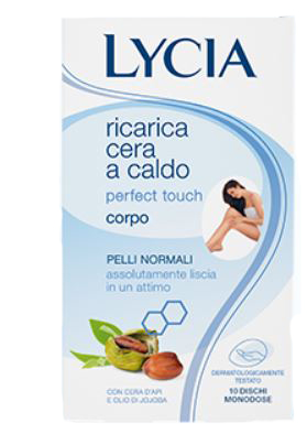 LYCIA CERA CALDO PERFECT TOUCH RICARICA - Farmia.it