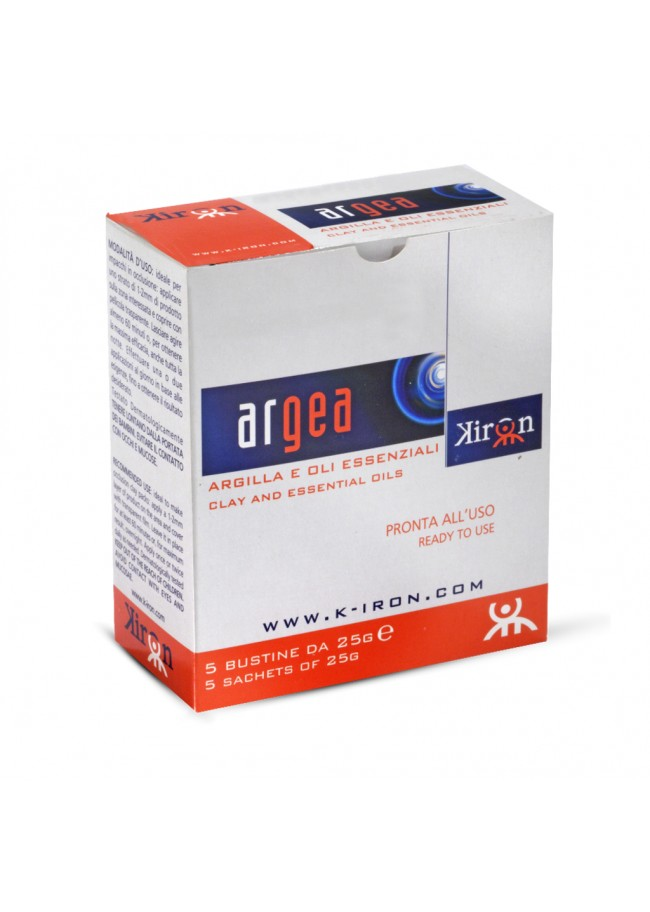 KIRON ARGEA 5 BUSTINE X 25 G - Farmacia Centrale Dr. Monteleone Adriano