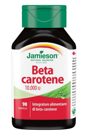 BETA CAROTENE 90 COMPRESSE - La farmacia digitale