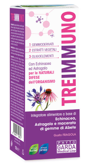 TREIMMUNO 150 ML - Farmaciacarpediem.it