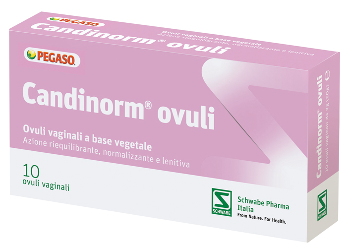 CANDINORM 10 OVULI VAGINALI - Farmafirst.it