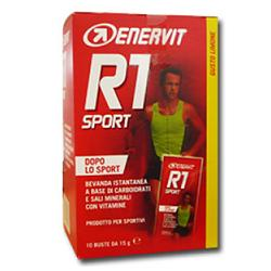 ENERVIT R1 SPORT LIMONE 10BUSTE 15 GRAMMI - Farmafamily.it