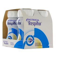 RESPIFOR VANIGLIA 125 ML 4 PEZZI - Farmaseller