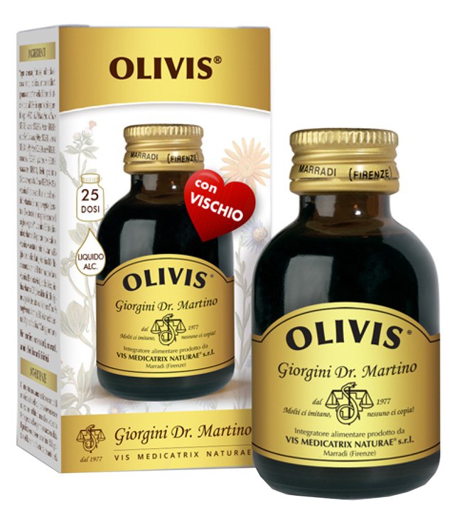 OLIVIS LIQUIDO 50 ML - Farmaciacarpediem.it