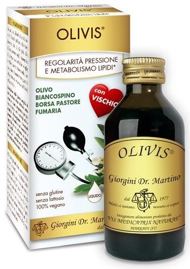 OLIVIS LIQUIDO 100 ML - Farmalke.it
