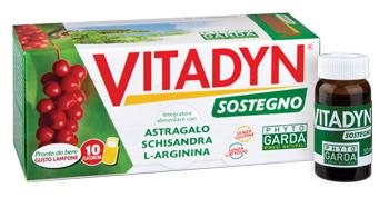 VITADYN SOSTEGNO 10 FLACONCINI 10 ML - Farmapage.it