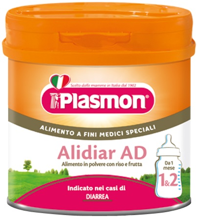 PLASMON ALIDIAR AD 350 G 1 PEZZO - Farmaciacarpediem.it