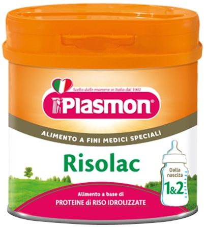 PLASMON RISOLAC UNIFICATO 350 G 1 PEZZO - Farmapage.it